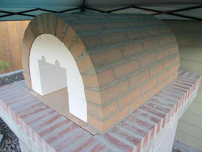 How To Pizza Oven Build (17)