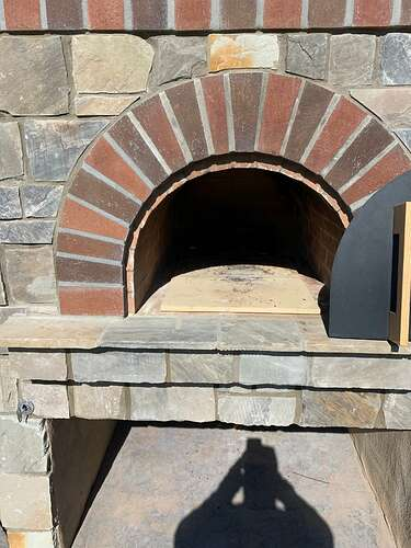 Pizza Oven with Lights (1)