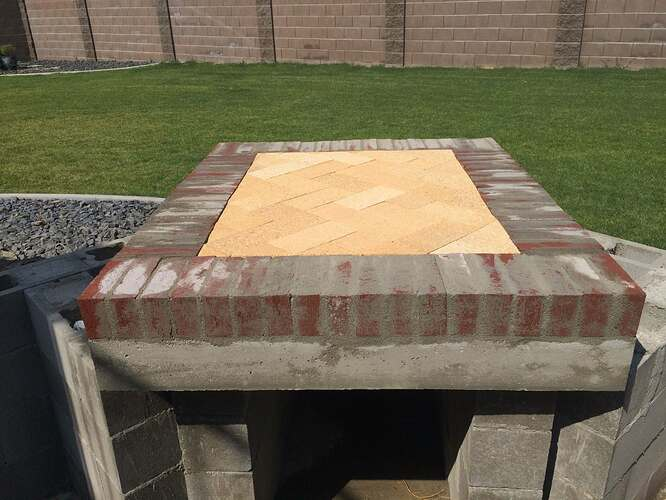 How To Build A Wood Fired Oven (18)