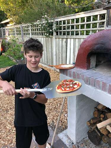 Wood Fired Bread Oven (69)