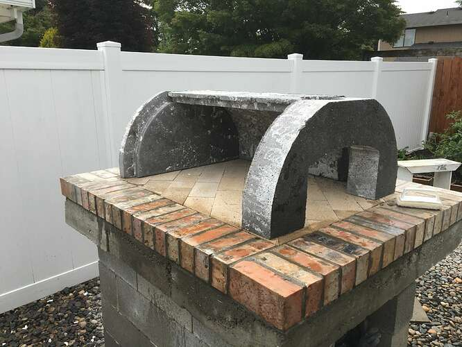 Build Your Own Outdoor Pizza Oven (12)