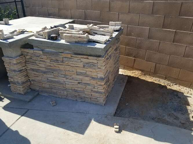 How to Build an Outdoor Pizza Oven Step by Step (9)