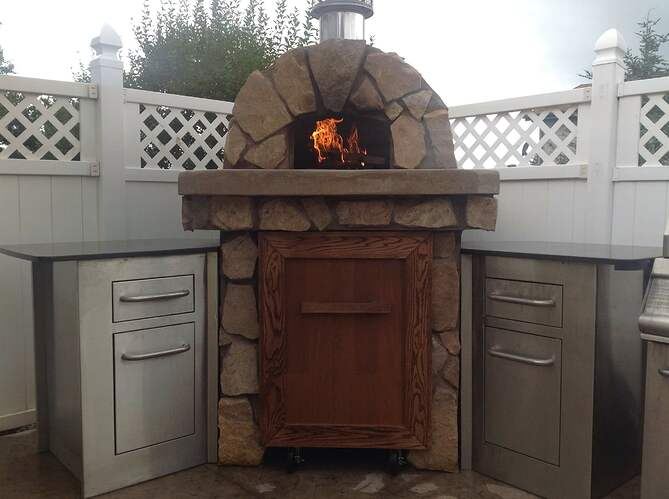 Residential Pizza Oven (7)