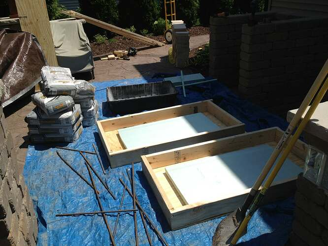 How To Build An Outdoor Brick Oven (18)