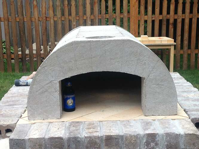 Outdoor Wood Burning Oven (14)
