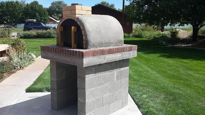 Make Your Own Pizza Oven (19)