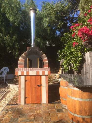 How To Make A Garden Pizza Oven (20)