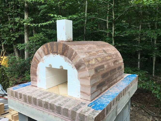 Wood Fired Brick Oven (45)