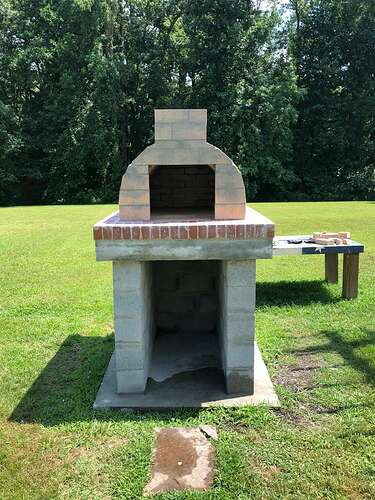 How To Build a Pizza Oven at Home (52)