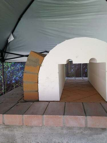 How To Build Pizza Oven (11)