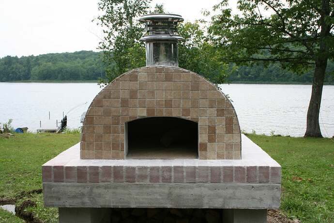 Outdoor Pizza Oven Kits (36)