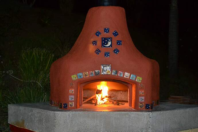 Wood Fire Pizza Oven (85)
