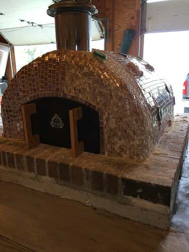Portable Wood Fired Pizza Oven (9)