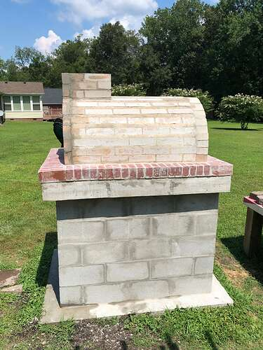 How To Build a Pizza Oven at Home (51)