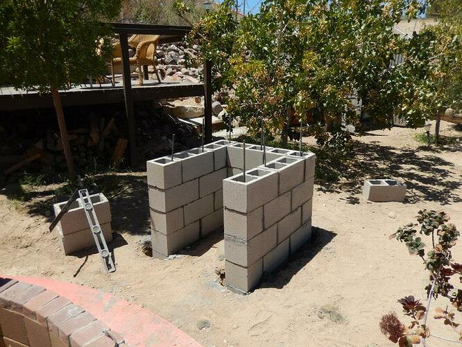 Build Your Own Brick Pizza Oven (3)