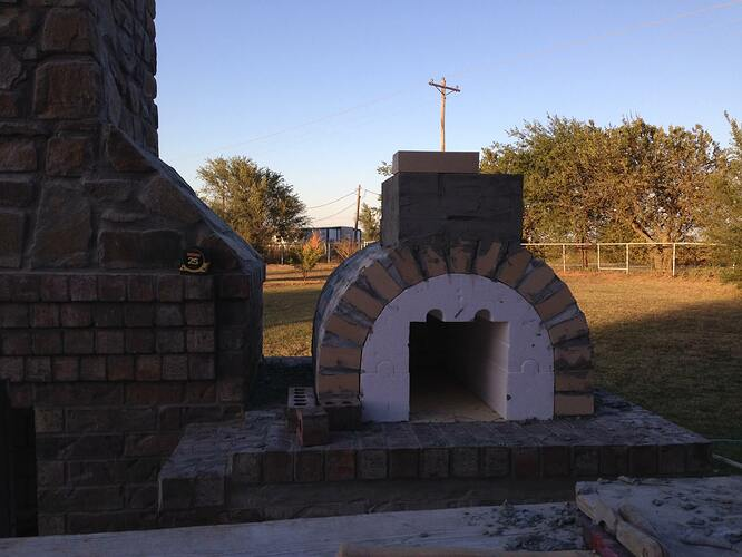 Large Outdoor Fireplace (9)