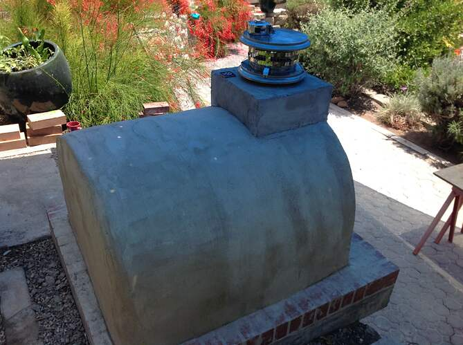 Outdoor Wood Fired Oven (37)
