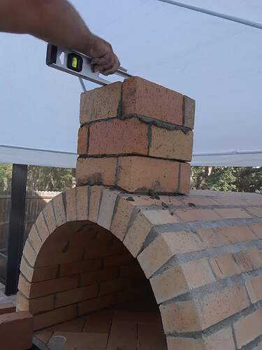 Building A Pizza Oven (133)