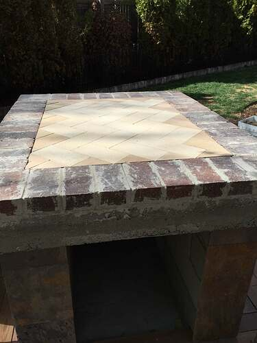 Homemade Outdoor Pizza Oven (29)