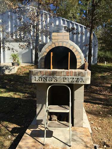 How To Build a Brick Oven (28)