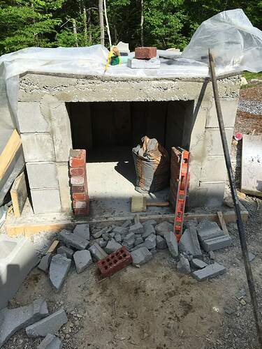 How To Build A Wood Fired Pizza Oven (27)