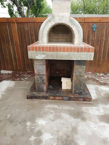 How To Make An Outdoor Oven (8)