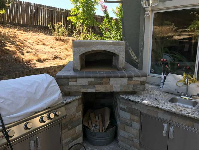 Gas Grill Pizza Oven (12)