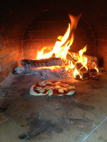 How To Build Pizza Oven (32)