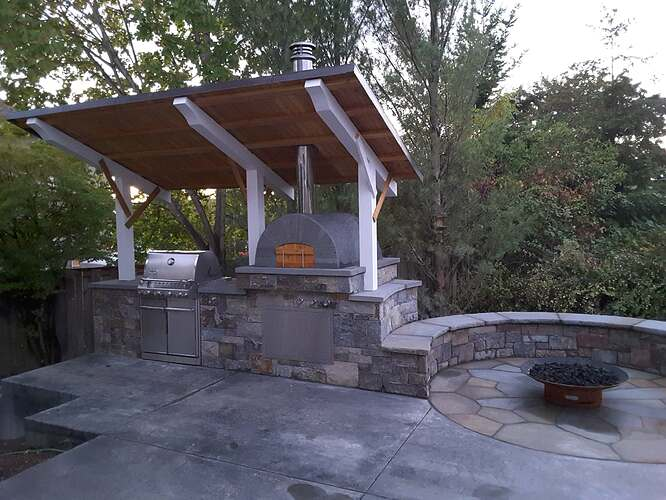 Gas Pizza Oven (60)