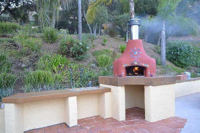 Wood Fire Pizza Oven (93)