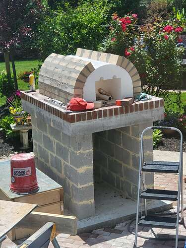 Home Wood Fired Pizza Oven (11)