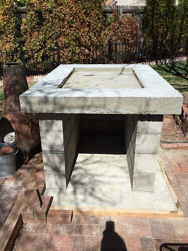 Homemade Outdoor Pizza Oven (21)