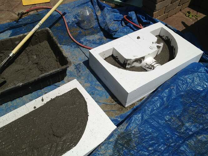 How To Build An Outdoor Brick Oven (35)