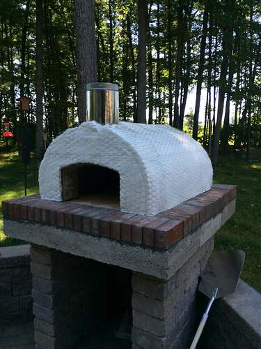 Do It Yourself Pizza Oven (22)