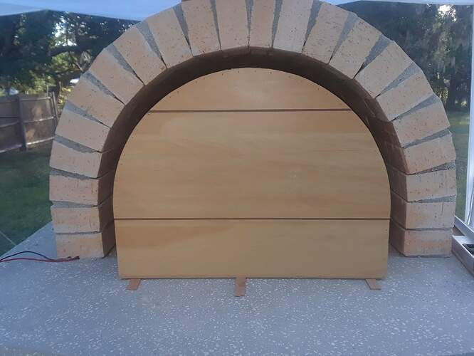 Building A Pizza Oven (135)