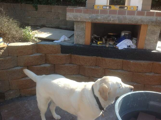 Build A Pizza Oven (8)