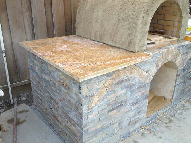 Outdoor Gas Pizza Oven (46)