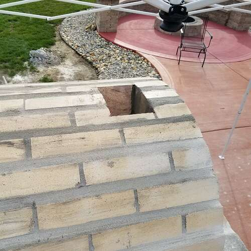 How To Make A Brick Oven (5)