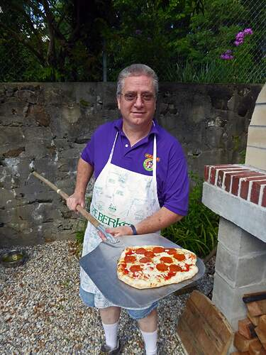 Garden Wood Fired Pizza Oven (76)
