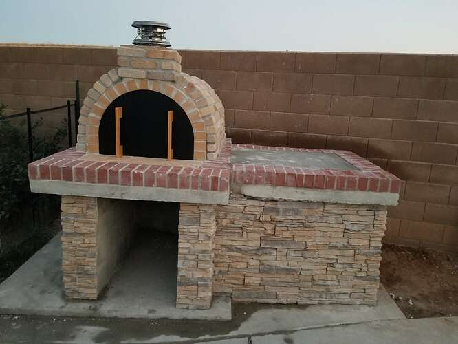 How to Build an Outdoor Pizza Oven Step by Step (22)
