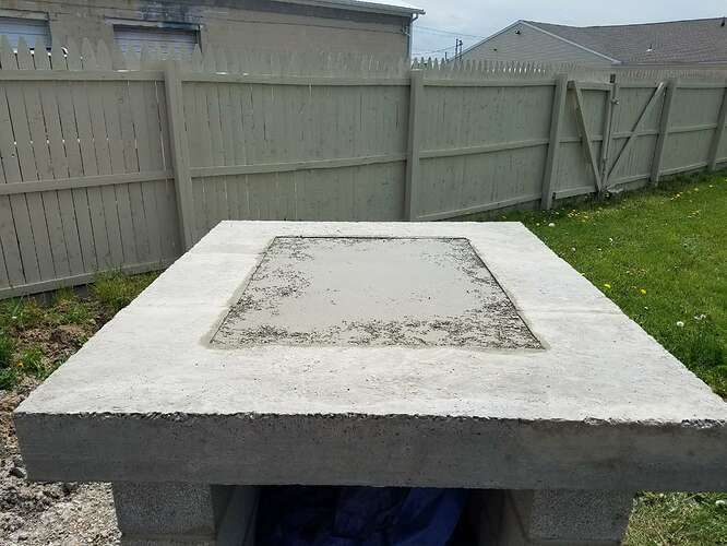 Making An Outdoor Oven (10)