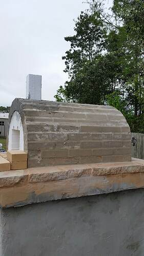 DIY Wood Fired Oven (16)
