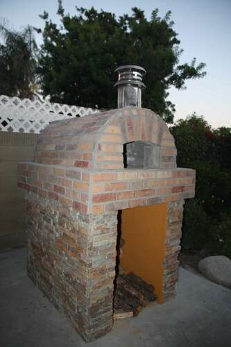 Outdoor Grill With Oven (41)