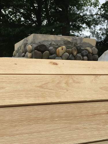 Building a Wood Fired Pizza Oven (42)