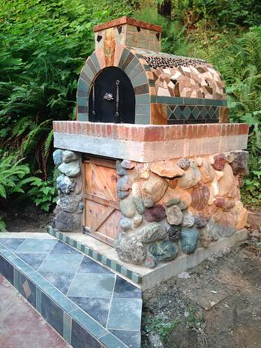 Pizza Wood Oven