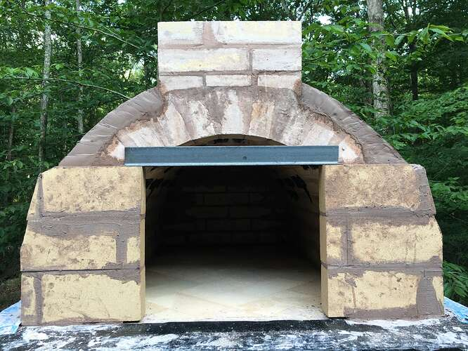 Wood Fired Brick Oven (84)