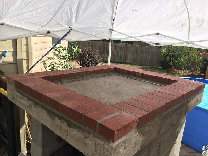 Home Made Pizza Oven (16)
