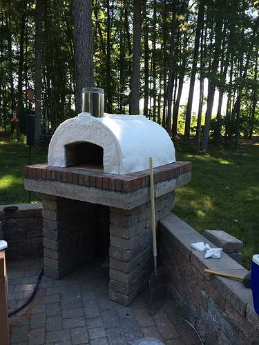 Do It Yourself Pizza Oven (21)