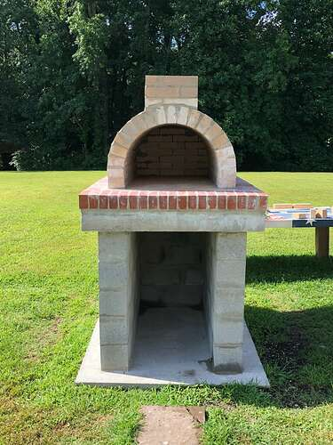 How To Build a Pizza Oven at Home (47)