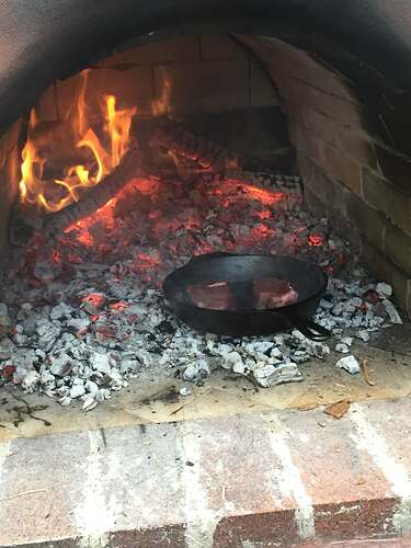 Homemade Outdoor Pizza Oven (48)